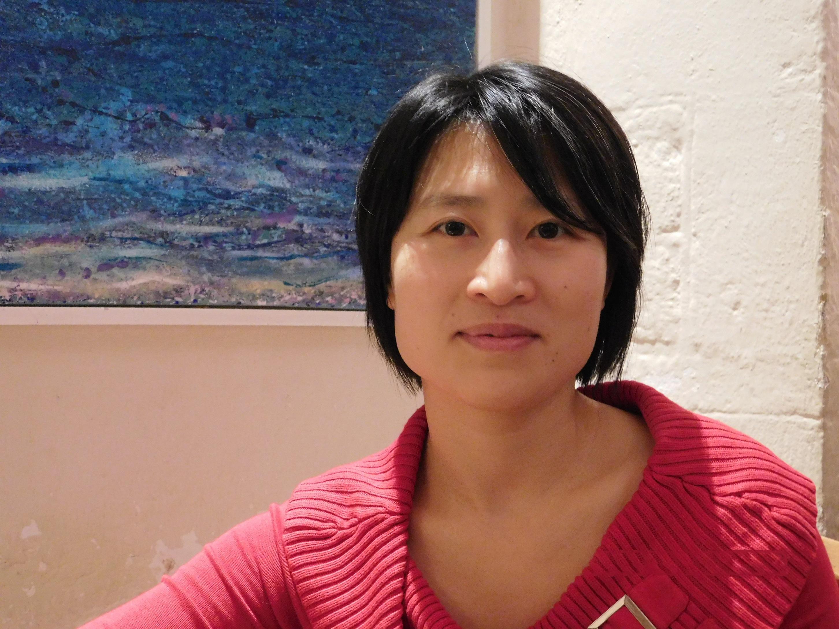 Rongqin Yu