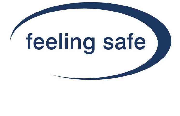 feeling safe logo