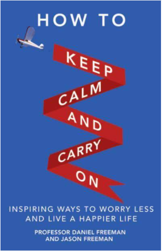 How to Keep Calm and Carry On Book Front Cover