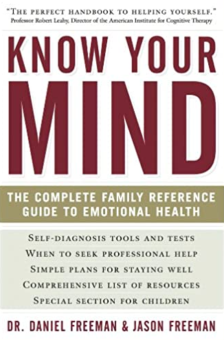 Know Your Mind Book Front Cover