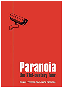 Paranoia the 21st Century Fear Book Front Cover