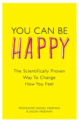 You Can Be Happy Book Front Cover